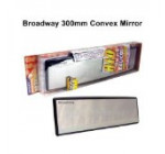 Broadway Rear View Mirror (300mm Curve)