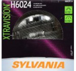 Bombilla para faro Sylvania H6024 XV XtraVision, redonda, Halogeno (Low/High Beam), (Pack of 1)