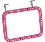 Bell Automotive 22-1-44813-8 'Pink Diamond' Visor Mirror
