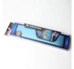 Broadway Wide View Mirror Clear Blue 270 X 65mm Convex (Prev Known as NAPBW115/NAPBW125)