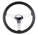 Grant 838 Wheel Blk Foam 13 1/2 Reviews