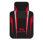 Red And White R Racing Universal-Fit Molded Front Floor Mats – Set of 2 Reviews