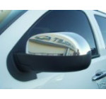 Chevy Avalanche Tahoe Suburban Silverado GMC Yukon Sierra Chrome Mirror Covers 2007-2012 Upper Covers