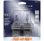 Sylvania 9007 ST SilverStar High Performance Halogen Headlight Bulb (Low/High Beam), (Pack of 2) Reviews
