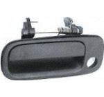 92-96 TOYOTA CAMRY FRONT DOOR HANDLE LH (DRIVER SIDE), Outer (1992 92 1993 93 1994 94 1995 95 1996 96) TY3221 6922033020