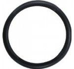 Pilot Automotive SW-101 Genuine Black Leather Steering Wheel Cover
