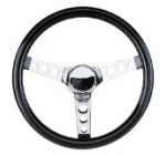 Grant 502 Chrome Blk 131/2 In 31/2D Reviews