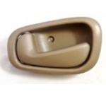 PT Auto Warehouse TO-2543E-LH – Inside Interior Inner Door Handle, Beige/Tan – Driver Side