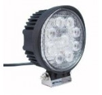 LEDSTORE LED Work Light Lamp Off Road High Power ATV Jeep 4×4 Tractor 27W 60 Degree Flood Light Reviews