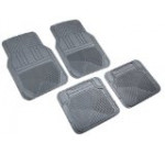 Highland 4547800 Weather Fortress Gray Premium Synthetic All Weather Floor Mat – 4 Piece Reviews