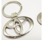 Toyota Logo Three-dimensional Keychain