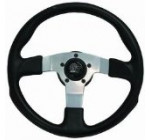 Grant 1103 13″ Diameter 3″ Dish Polished Aluminum GT Rally Steering Wheel