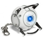 Thinkgeek Portal Wheatley Led Flashlight