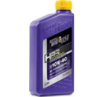 Royal Purple (36140-6PK) HPS 10W-40 Synthetic Motor Oil with Synerlec Additive Technology – 1 Quart Bottle, (Case of 6)