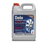 Delo (227811497-6PK) Extended Life Prediluted 50/50 Antifreeze/Coolant – 1 Gallon, (Pack of 6)