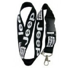 Jeep Lanyard Keychain Holder