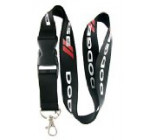 Auto Dodge Logo Lanyard Adult Length Lanyard Keychain Mp3 Holder