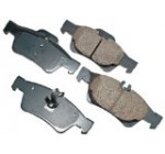Akebono EUR986 EURO Ultra-Premium Ceramic Brake Pad Set Reviews