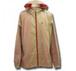 Ferrari men's bicolor Rainjacket gray L
