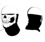 Meta-U Stretchable Tubular Skull Face Mask Motorcycle Biker Snowboards