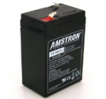 Amstron 6V 6Ah Sealed Lead Acid Battery w/ F1 Terminal