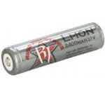 Rigid Industries 30111 Replacement Li-Ion Rechargeable 18650 Battery