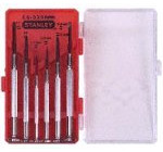 Stanley 66-039 6-Piece Jewelers Precision Screwdriver Set