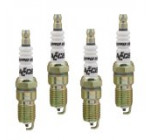 Bujia ACCEL  0526-4  Copper Core Spark Plug, (Pack of 4)