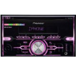 PIONEER FHX520UI Double-Din CD Player with Mixtrax and iPod Compatibility