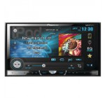 Pioneer AVH-X5600BHS 2-DIN Multimedia DVD Receiver with 7″ WVGA Touchscreen Display