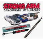 Qty (2) Toyota Land Cruiser, LX470 1998 1999 2000 2001 2002 2003 2004 Hood Lift Supports, Struts, Shocks Strong Arm