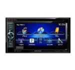 Kenwood DDX-371 2-Din Multimedia DVD Receiver