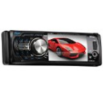 BOSS Audio BV7942 In-Dash Single-Din 3.6-inch Detachable Screen DVD/CD/USB/SD/MP4/MP3 Player Receiver with Remote
