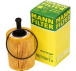 Mann-Filter HU 719/7 X Metal-Free Oil Filter