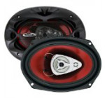 BOSS Audio CH6930 Chaos Exxtreme 400-watt 3 way auto 6″ x 9″ Coaxial Speaker