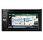 Pioneer AVIC-5000NEX In-Dash Navigation AV Receiver with 6.1 inch Touchscreen