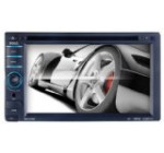 BOSS Audio BV9368I In-Dash Double-Din 6.2-inch Touchscreen DVD/CD/USB/SD/MP4/MP3 Player Receiver with Remote