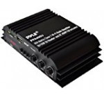 Pyle PFA400U 100-Watt Class-T Hi-Fi Audio Amplifier with USB SD Reader and AC Adapter