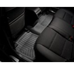 WeatherTech Custom Fit Rear FloorLiner for Toyota 4Runner, Black