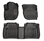 Husky Liners Front & 2nd Seat Floor Liners (Footwell Coverage) Fits 15-16 Fit Reviews