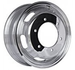 Alcoa 16″ x 5.5″ Polished Front Wheel for a Freightliner or Mercedes Sprinter (250801)