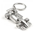 Mehr F1 Race Car Key Chain | Driver Keychain (Chrome) Reviews
