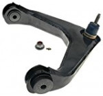ACDelco 45D1083 Professional Front Upper Suspension Control Arm and Ball Joint Assembly
