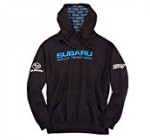 Subaru Rally Hooded Hoodie Sweatshirt Sti Official Genuine WRX NEW Racing JDM LARGE
