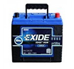 Exide Edge FP-AGM35 Flat Plate AGM Sealed Automotive Battery
