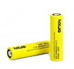MXJO 18650 2500mAh 35A High Drain Battery, Pack of 2