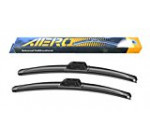 (2 Pieces) Volkswagen VW 24″+19″ AERO Premium All-Season Bracketless Windshield Wiper Blades