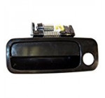 97-01 Toyota Camry Front Black Outside Outer Exterior Door Handle Left Driver