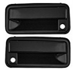 Driver and Passenger Front Outside Outer Door Handles Replacement for Chevrolet GMC Pickup Truck SUV 15968163 15968164 Reviews