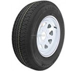 Kenda Loadstar Karrier 205/75R14 w/Wheel (32153)